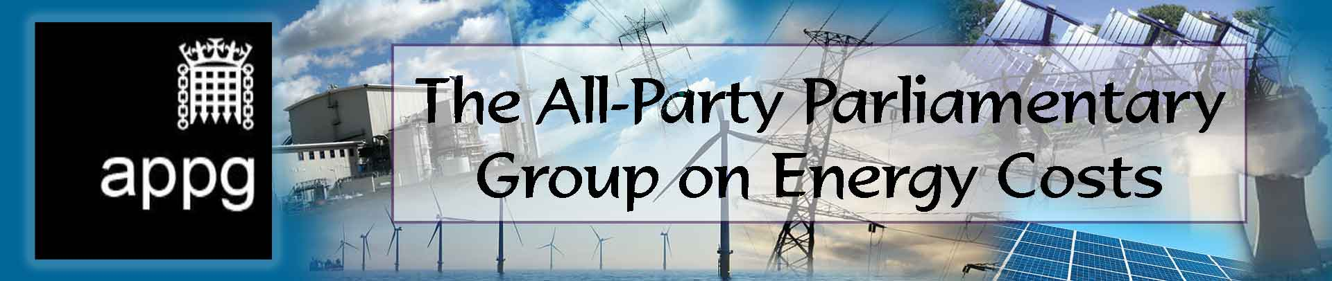The All-Party Parliamentary Group on Energy Costs